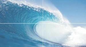 Панно Dec Wave из 4х плиток
