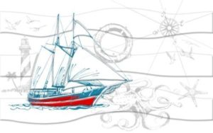 Декор SHIP